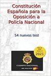onstitución Española para la Oposición a Policía Nacional
