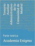 Temario Auxiliar Administrativo de la Comunidad de Madrid