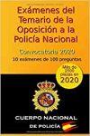 Exámenes del Temario de la Oposición a la Policía Nacional