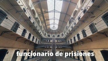 oposiciones penitenciarias 2021